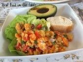 lentil serving