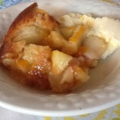 peach cobbler final