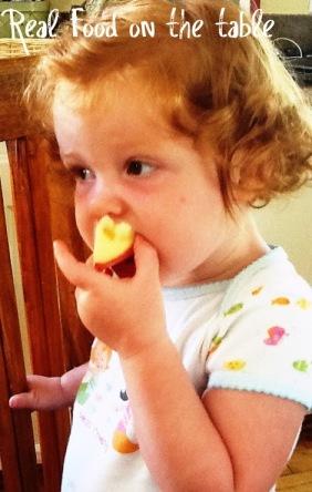 peach eater
