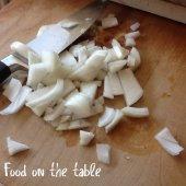 zucchini soup onion